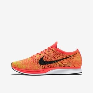 Sold Out Nike Orange Slice Fly Knit Racers